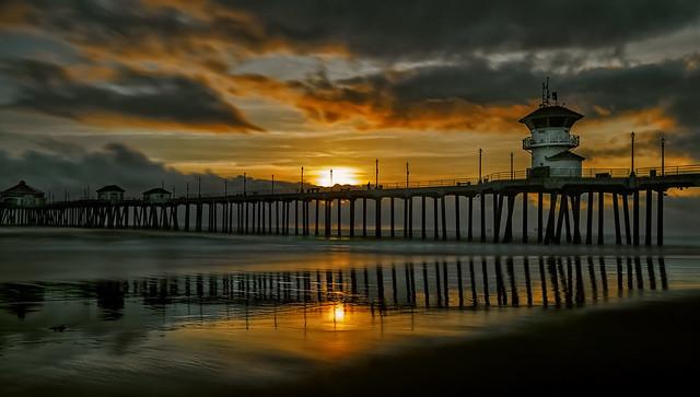 Orange County Orange Sky