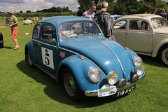 718 XUY 1962 Type 1 VW Beetle