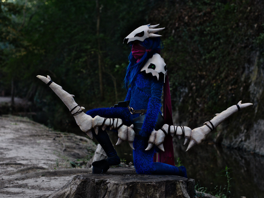 related image - Shooting Kindred - League of Legends - Bords de la Luynes - Gardanne - 2016-08-21- P1540099