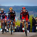 Van Garderen leads Gilbert and Vanendert on La Redoute