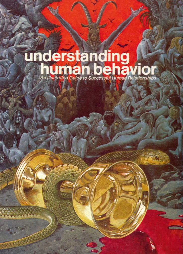 Understanding human behaviour essay