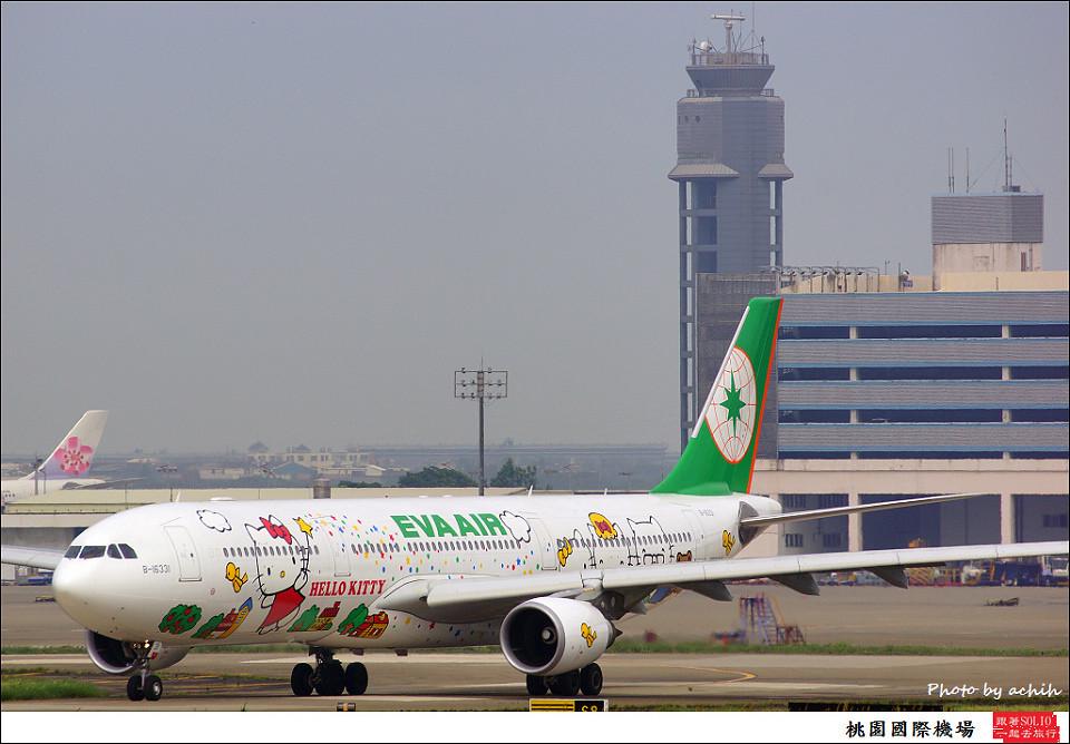 長榮航空B-16331客機027