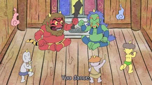Oni Dance