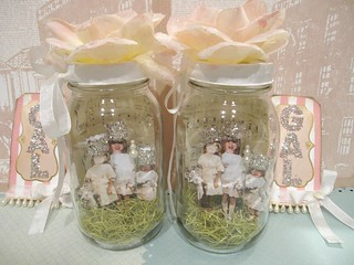 Wedding Jar Vignette! 10