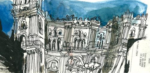 Catedral de Malaga, la manquita