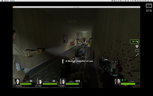 Left 4 Dead 2 - Window Mode