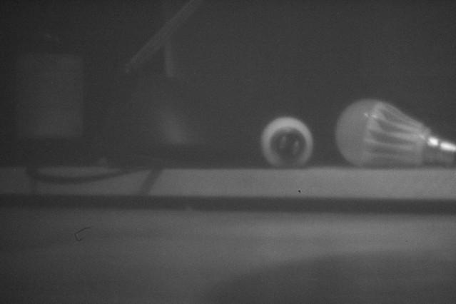 Pinhole Experiment #6