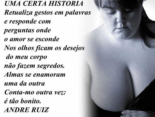 UMA CERTA HISTORIA by amigos do poeta