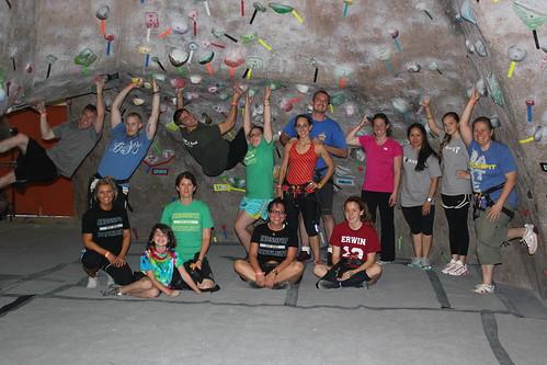 groupclimbing