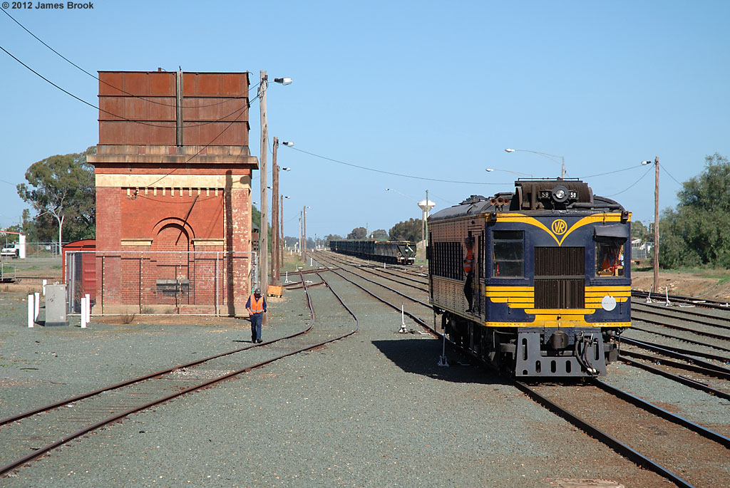 58RM at Echuca by James Brook