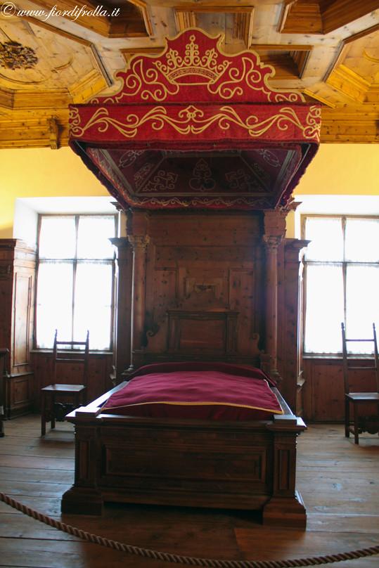 La stanza del Vescovo
