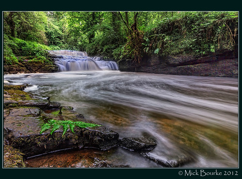 ireland river spectacular waterfall walkway newport picturesque tipperary limerick wooded sigma1020 clareglens canon60d mickbourke thebigeas