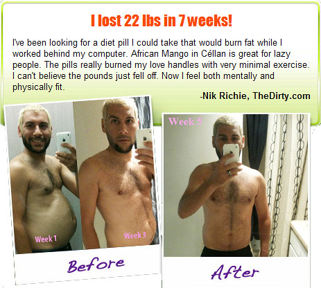 Weight loss after quitting depo