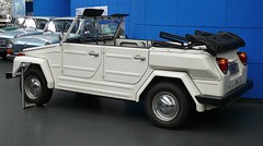 VW Typ 181 Safari 1980 white hl