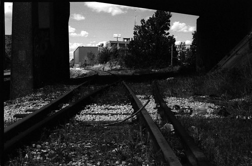 I'll Stop Taking Photos of Train Tracks