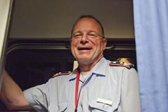 Zugleiter - Herr OTL Warner