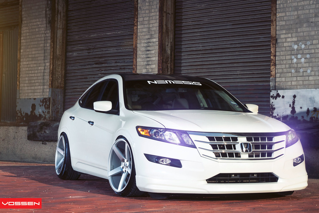 Vossen Video Quot Dare To Be Different Quot Modified Honda