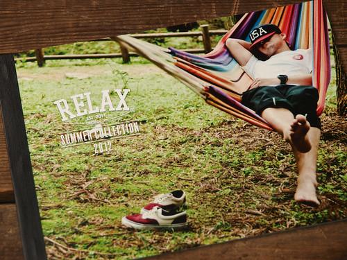 RELAX ORIGINAL SUMMER COLLECTION 2012