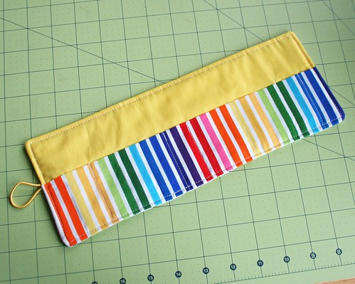 Crayon Roll Tutorial