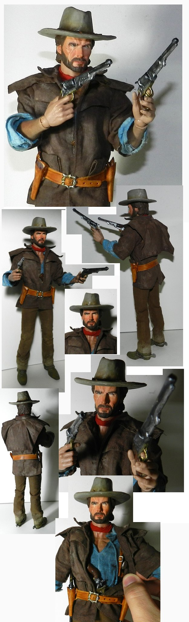 The Outlaw Josey Wales (Clint Eastwood) 1/6th custom figure