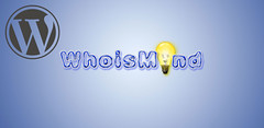 WhoisMind.com Wordpress Widget