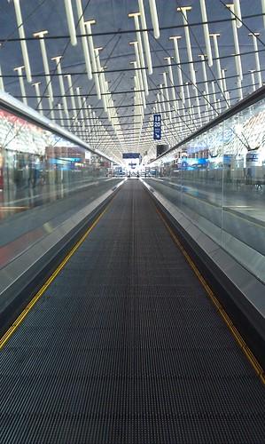 上海国際空港ターミナル1