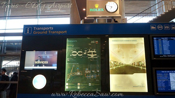 Paris - CDG Airport  (30)