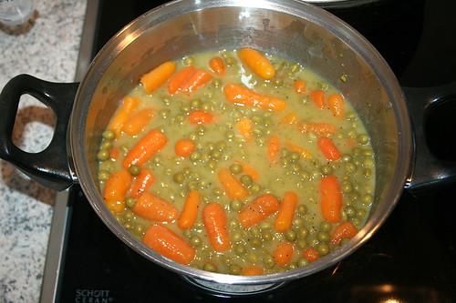 40 - Gemüse zubereiten / Cook vegetables