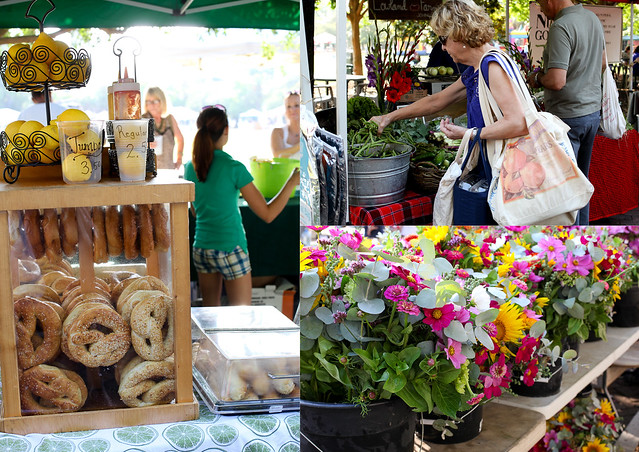 Visiting Charleston, SC – Part 3: Charleston Farmers Market