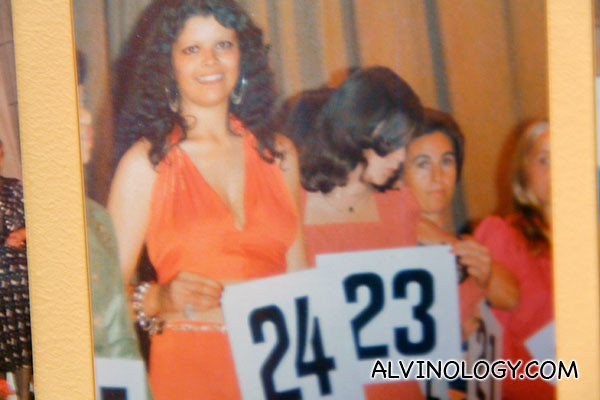 In her youth, she has won a beauty pageant for deaf and mute people in Zurich