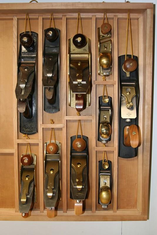 WoodNet Forums Handplane Storage
