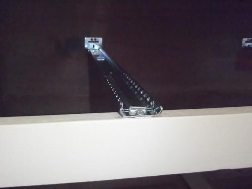 Leveling Drawer Slides : Install center mount drawer glides the adventure bite