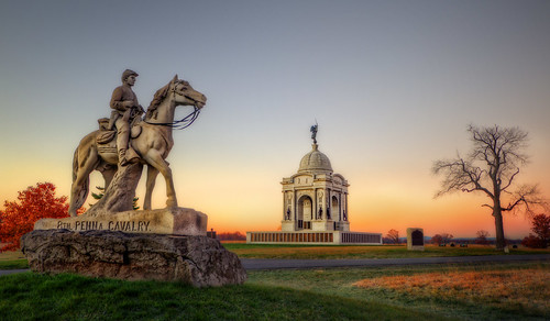 monument sunrise canon nationalpark memorial pennsylvania union confederate gettysburg artillery bluehour battlefield cavalry criswell historiclandmark promote photomatix 9exposures canon7d cavalryregiment gettysurgbattlefield promotecontrol theaterwiz theaterwizphotography michaelcriswell cwt12bf