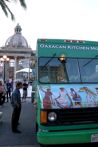 Oaxacan Kitchen Mobile