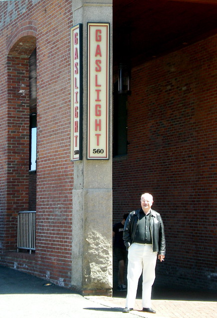 Gaslight Restaurant In South End Boston Boston Ma