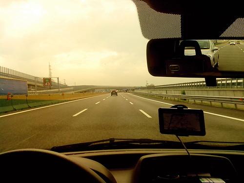 Viaggio auto A4 / Torino by durishti