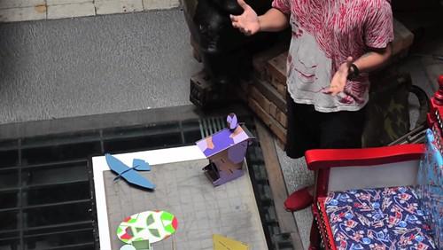 Street Artist XAM