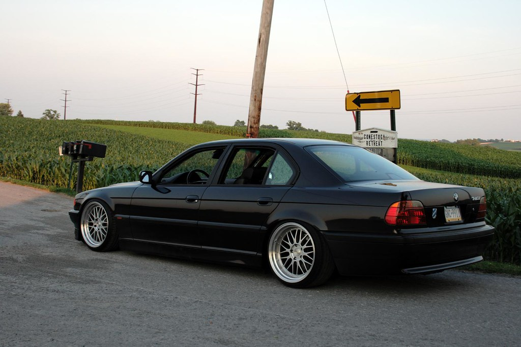Bmw 740i For Sale e38.10 by jhower08 , on Flickr