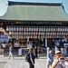 Yasaka jinja during Gion Matsuri!