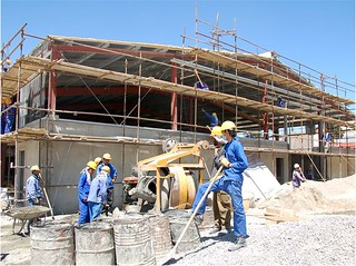 USACE Construction in Iraq