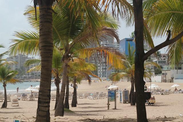 PR beach front
