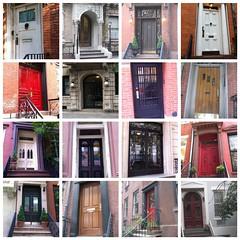 Doors of NYC