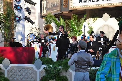 Buena Vista Street opening party