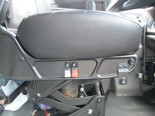 Air Suspension Seat For Cars