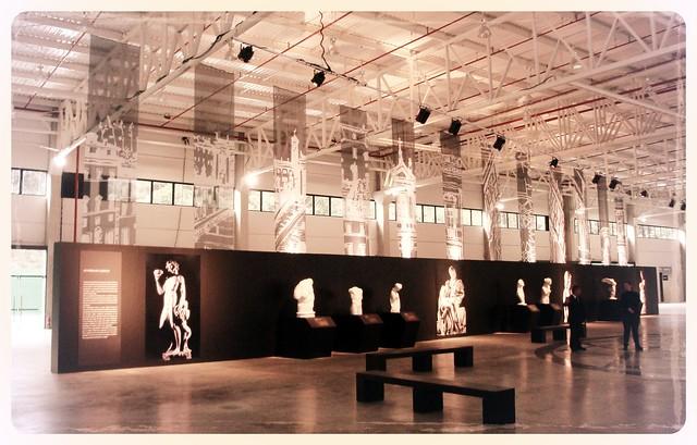 Exposição Michelangelo Curitiba 2012