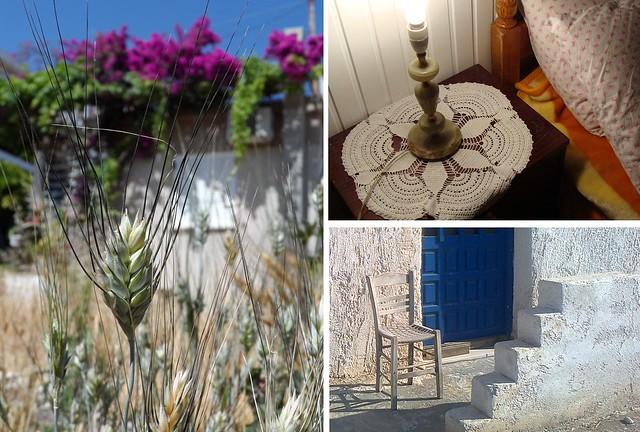 Один день в греческой деревне