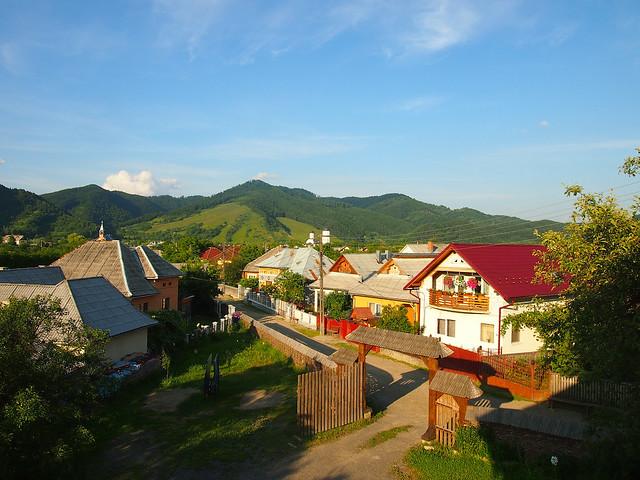 Vadu Izei, Romania