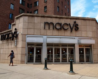 Macy's Department Store, Parkchester, Bronx, New York City