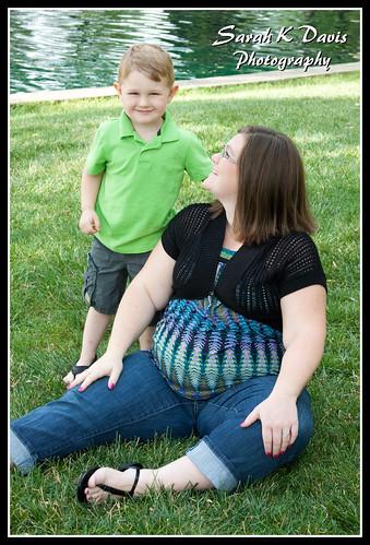 Nolan & Mommy