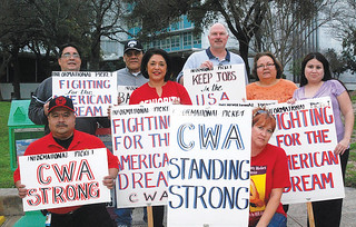 Bargaining gets underway for a new contract covering 24,000 District 3 CWAers at AT&T Southeast; the current agreemetn expires Aug. 4. The contract covering 22,000 District 6 members expires next April.
